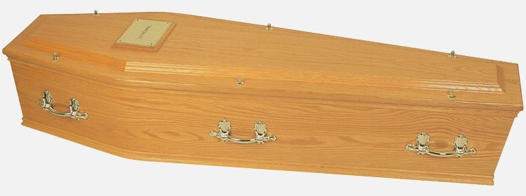 Cathedral Coffin
