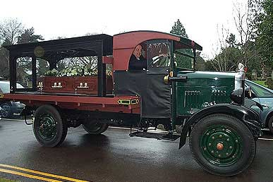 1929 Guy Lorry